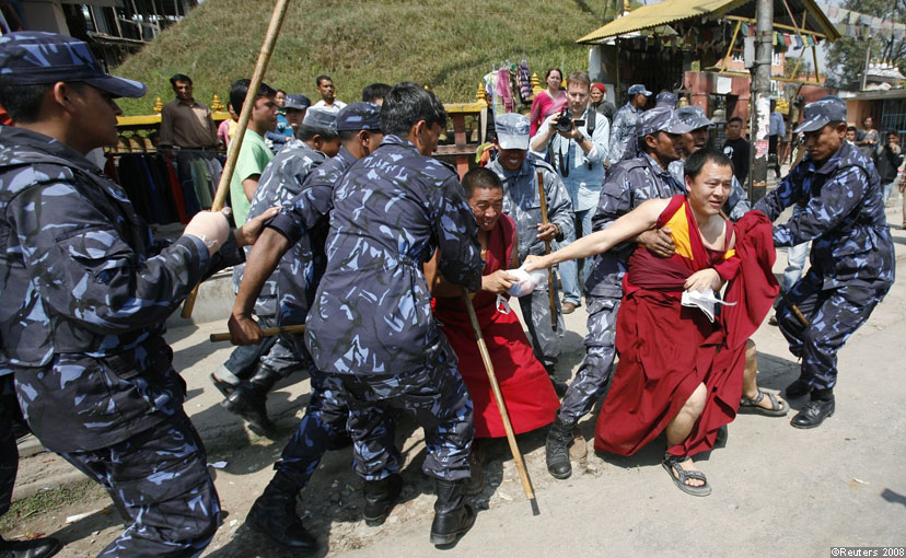 "the tibetan buddhist genocide by the chinese government Chinese crackdown on tibetan buddhism the chinese government seeks to undermine tibetan buddhist practice arguing cultural genocide in tibet"" 4."
