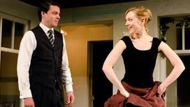 Dominic Rowan and Hattie Morahan in 'A Doll's House'. Photo: Donald Cooper/Photostage