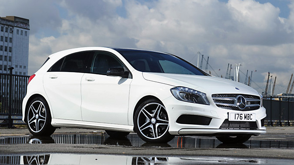 Mercedes-Benz A-Class: Daimler has gone small with its signature brand and the move has paid off. The new compact 'A' series helped boost profit 50 per cent in the latest quarter