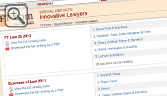 FT innovator law firms rankings