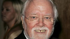 LONDON - FEBRUARY 19: (UK TABLOID NEWSPAPERS OUT) Sir Richard Attenborough attends the Official BAFTA after show party following The Orange British Academy Film Awards (BAFTAs), at Grosvenor House Hotel on February 19, 2006 in London, England. (Photo by Dave Hogan/Getty Images)