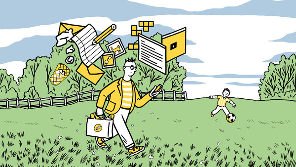 Multi-tasking: how to survive in the 21st century | Financial Times