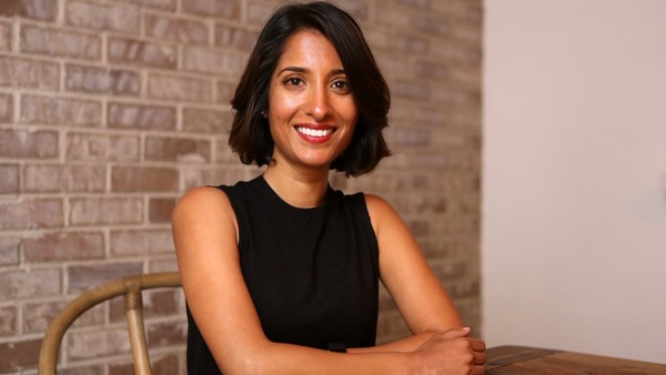 InVenture founder Shivani Siroya: 'Smartphone data was the closest proxy to someone's daily life' Photo by: Ann Johansson/For the Financial Times