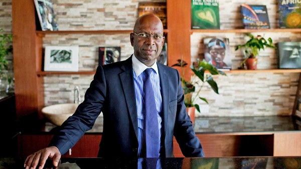 Bob Collymore, Safaricom