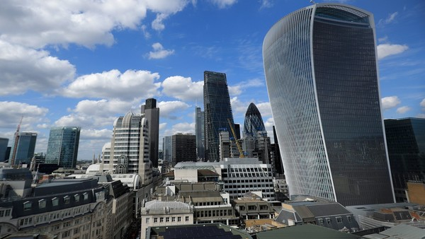 Brexit and the City: Europe plots a bank heist