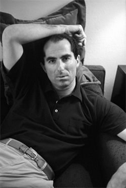 Philip Roth in 1964