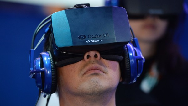 Our virtual reality future is bigger than it appears   Financial Times