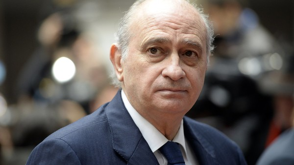 Jorge Fernández Díaz has ordered an investigation into the source of the leaks at his interior ministry office