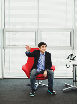 MIT Media Lab director Joi Ito