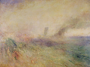 'Seascape: Folkestone' (c1845) by JMW Turner