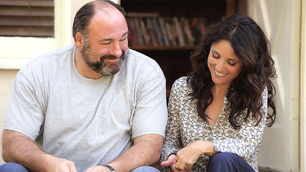 James Gandolfini and Julia Louis-Dreyfus star