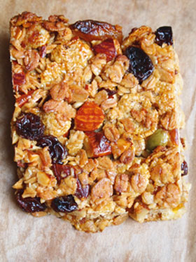 Granola to go bars