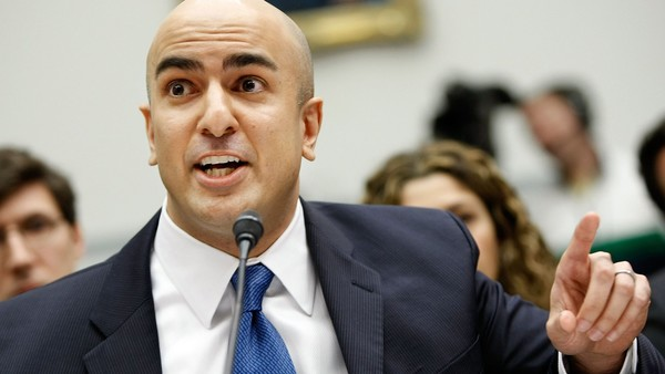 WASHINGTON - MARCH 11: Neel Kashkari, acting interim assistant secretary for financial stabilization at the Treasury Department, testifies before the House Domestic Policy Subcommittee during a hearing on Capitol Hill March 11, 2009 in Washington, DC. Kashkari answered questions about the TARP, or Troubled Asset Relief Program, and heard complaints from both Republicans and Democrats that few people know where exactly the money is being spent. (Photo by Chip Somodevilla/Getty Images)