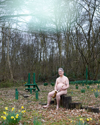 Jerry Turner, an immigration lawyer and naturist