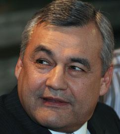 Alijan Ibragimov, one of ENRC's founders