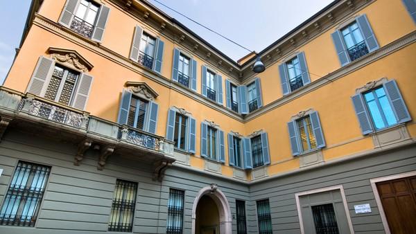 BNJRMA Mediobanca place, Enrico Cuccia square, Milan, Italy